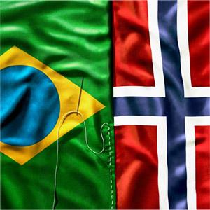 Brasil e Noruega ficam mais próximos