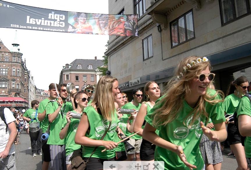 Karneval i København 2012