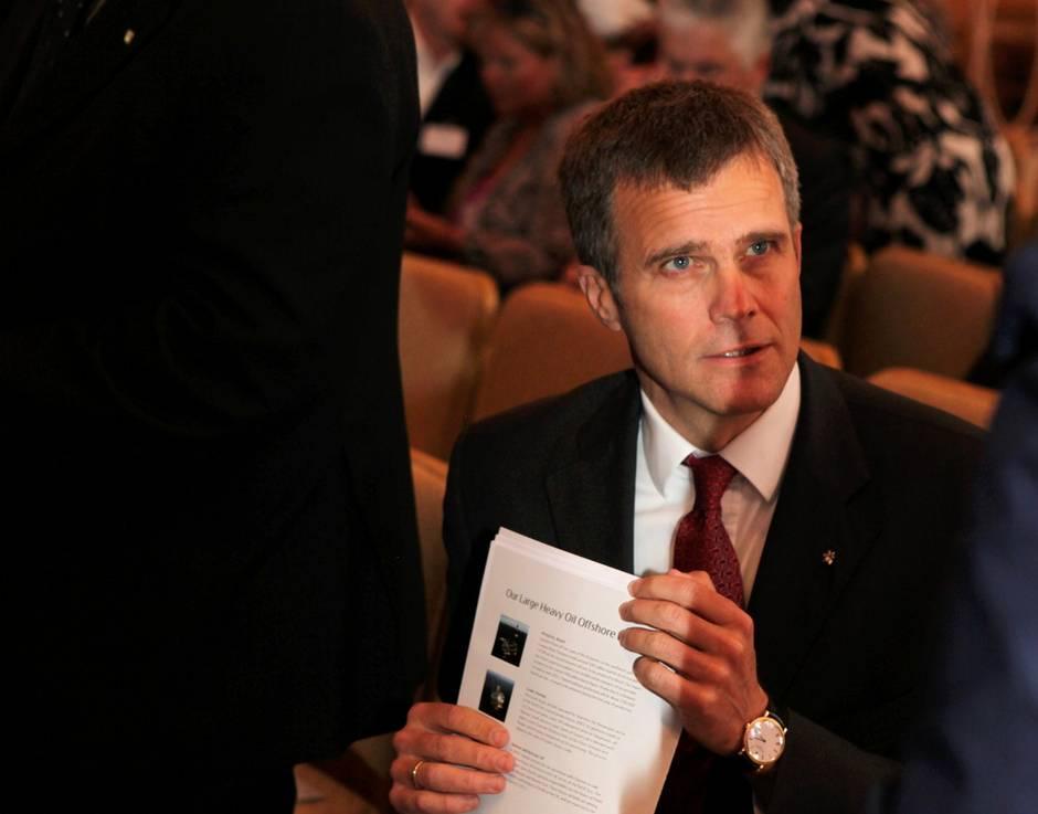 Helge Lund og Statoil har store interesser i Brasil