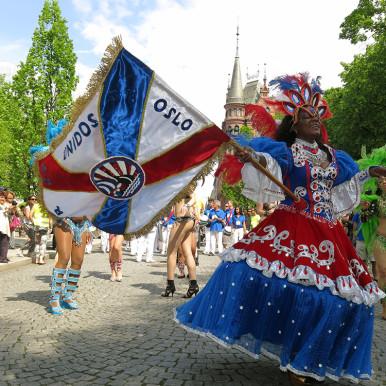 karneval i brasil