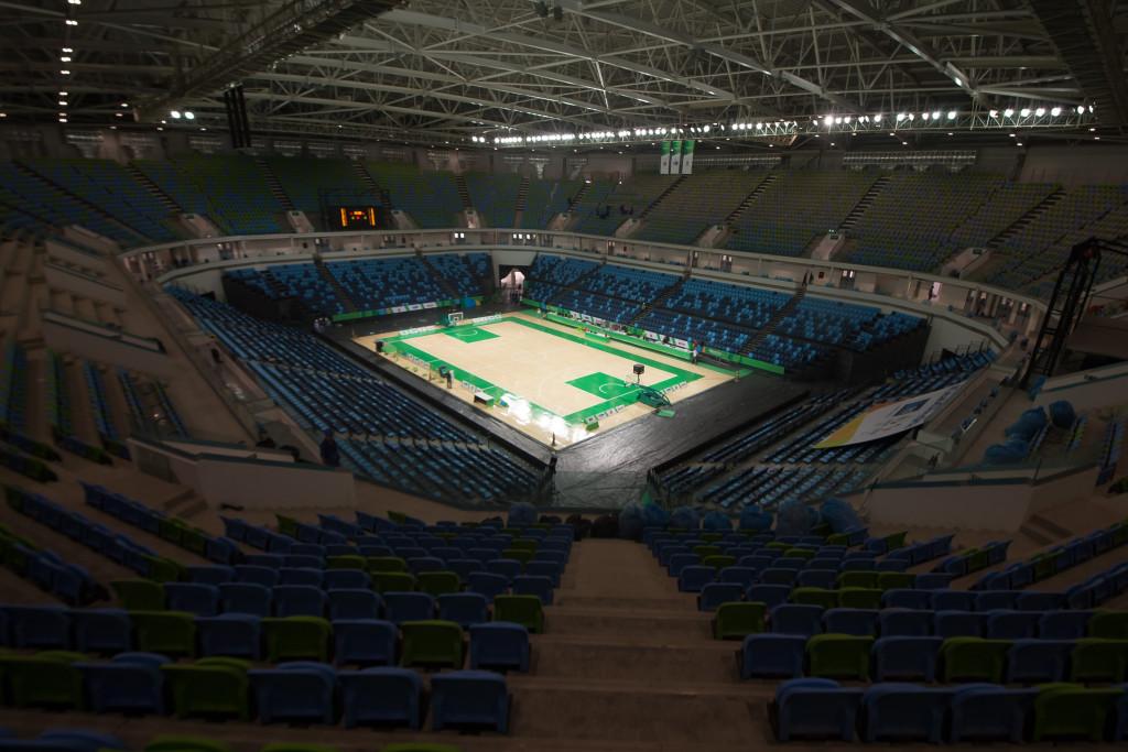 Carioca Arena 1: 98%