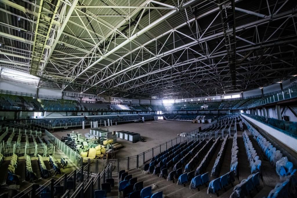 Carioca Arena 3: 98%