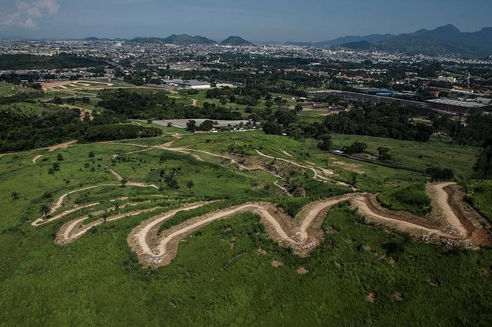 Mountain Bike Track:100%