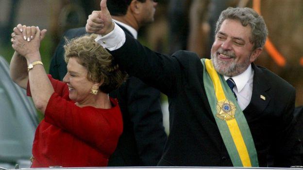 presidenten til brasil